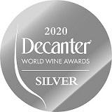 2020 – Decanter WWA- Silver