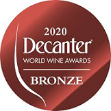2020 – Decanter WWA- Bronze