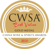 2020 – China Wine and Spirits Awards – Gold